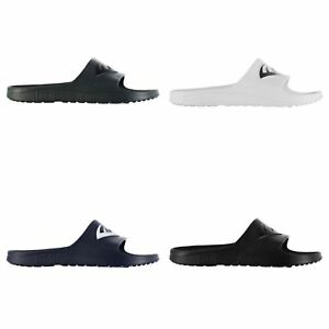 78e10ad08 Everlast Mens Sliders Pool Beach Flip Flops Shoes Blue Size UK 10 ...