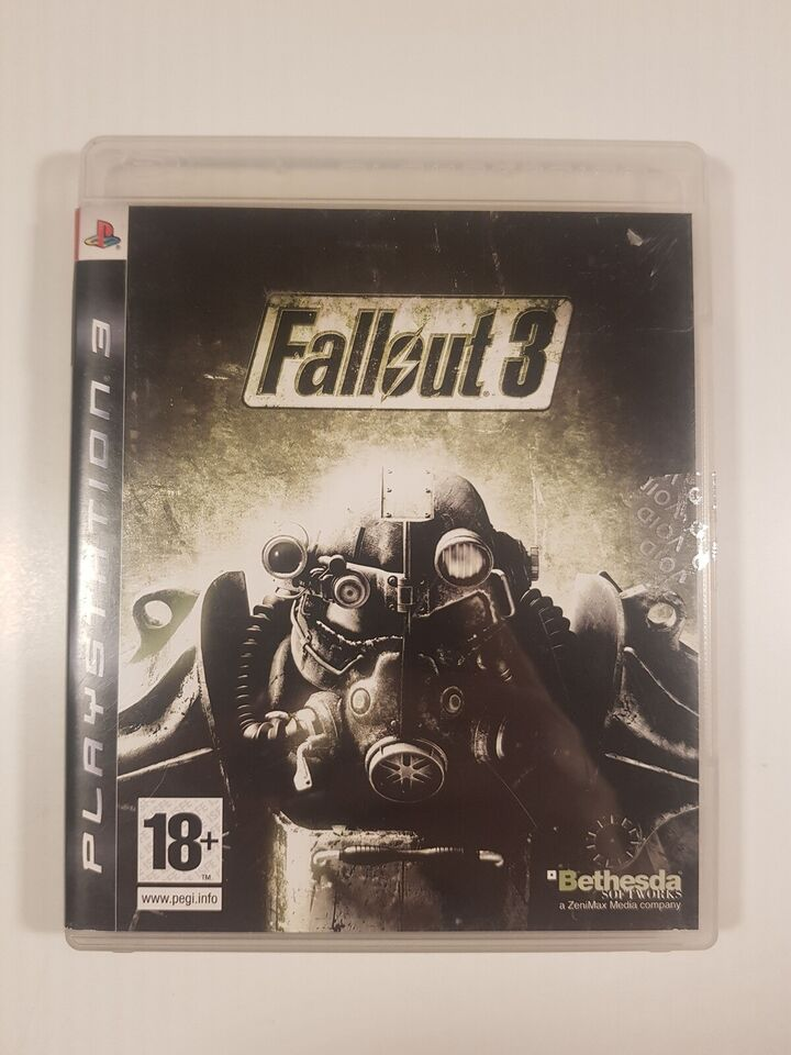 Fallout 3, PS3