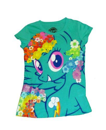 Girls T-Shirts Pikachu Pokemon Teenage Ninja Turtle Frozen My Little Pony NWT