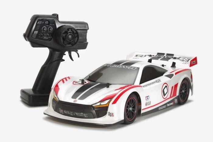 Tamiya 46632 XB Pro Raikiri GT TT-01ES TT-01ES TT-01ES Listo Construido Listo Para Correr RC Coche  gran descuento