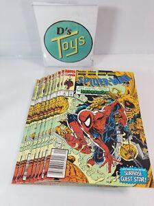 MARVEL-COMICS-Modern-Age-Spider-Man-06-Todd-McFarlane-Cover