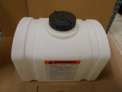 RomoTech Poly Storage TankLegged Tank 125-Gallon Capacity,# 2394