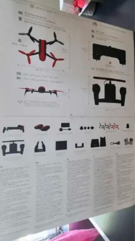 Drone, Pirot Bebob II