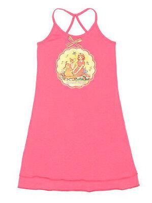 4Y 8Y 110 5Y 134 7Y 128 Mim-Pi dress pink  Bambi size 104 122