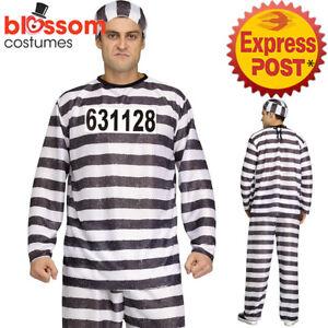 CA813-Mens-Prisoner-Convict-Jail-Criminal-Halloween-Fancy-Dress-Up-Hens-Costume