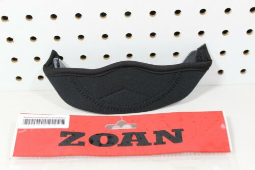 New Zoan All Modular Snowmobile Helmet Snow Breath Guard Box 995258