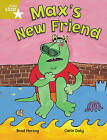 Rigby Star Independent Gold Reader 2: Max's New Friend by Brad Herzog (Paperback, 2003)