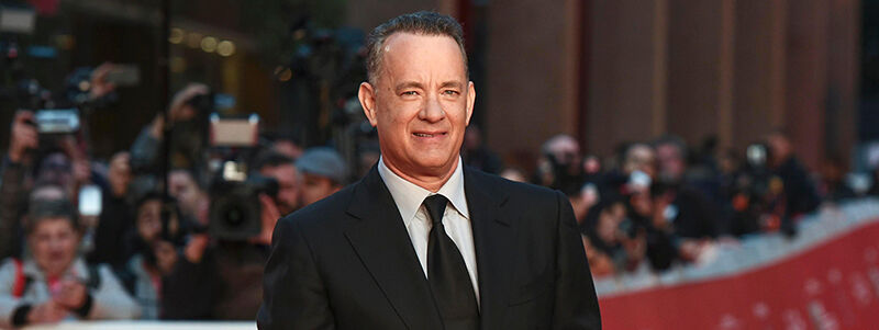 PARKING PASSES ONLY Tom Hanks