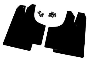 2004-2011 BLUE MSA rally spec mud flaps Fixings Ford Focus MK2//ST225