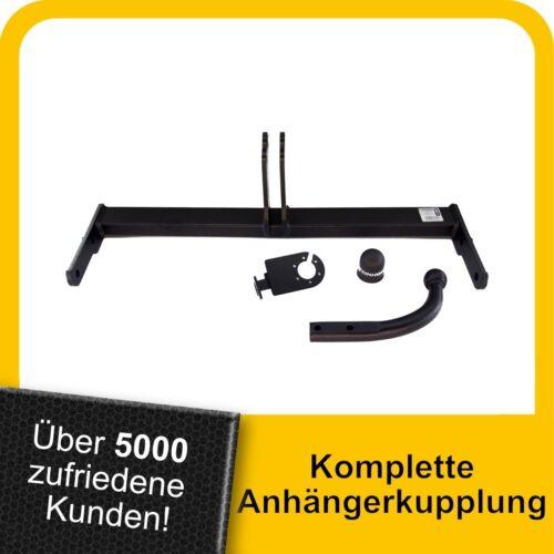 Anhängerkupplung starr AHK Volvo V60 Kombi 10-18 Kpl
