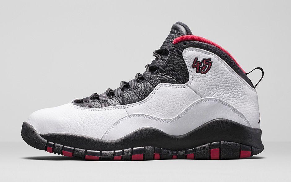 2018 Nike Air Jordan 10 retro níquel la cómodo doble X la níquel mas popular de zapatos para hombres y mujeres f2750a