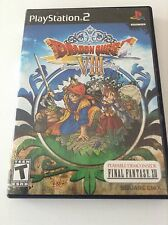 Dragon Quest VIII: Journey of the Cursed King *PS 2* FINAL FANTASY XII DEMO DISC