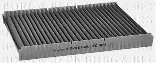 BORG /& BECK CABIN POLLEN FILTER FOR AUDI COUPE TT 1.8 180KW