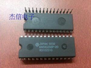 5-un-HN58C256P-20-HN58C256-Hitachi-DIP28-Nuevo