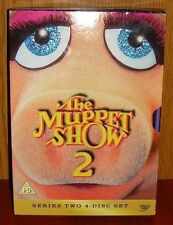 DVD The Muppet Show 2 englisch english 4 Disk Set Box mit Hologramm