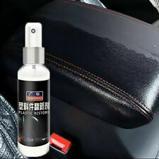 Plastic Parts Retreading Restore Agent Wax Instrument Reducing Agent Wax For Car Fits Isuzu