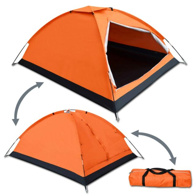 Coleman 2000004987 Max 2 Person Backpacking Tent Carry Bag Included For Sale Online Ebay