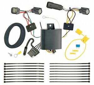 Wondrous Trailer Wiring Harness Kit For 17 19 Chevy Trax Except Ls Plug Wiring Cloud Oideiuggs Outletorg
