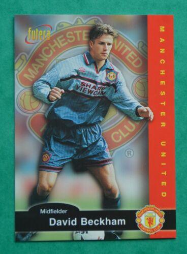 1997 Camiseta Futera-David Beckham-Manchester United no 6