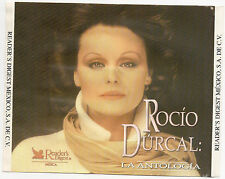 ROCIO DURCAL  La Antología Reader's Digest MEXICAN Box Set 5 CD´s 2000 R A R E !