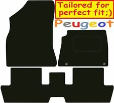 Peugeot 3008 DELUXE QUALITY Tailored mats 2009 2010 2011 2012 2013 2014 2015 201