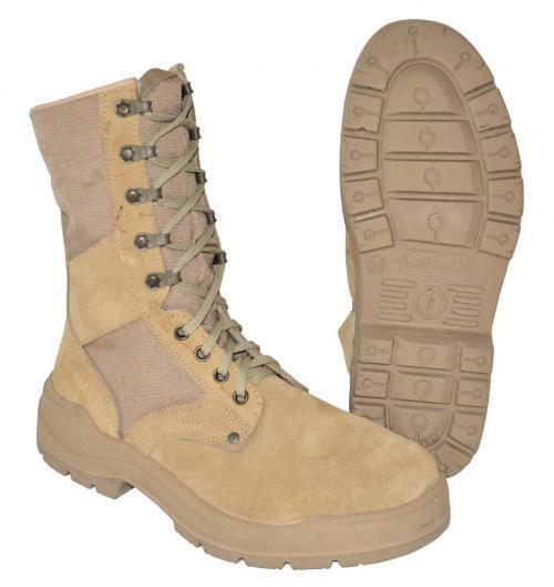 Nuevo ejército danés botas señores lebook Desert otan tamaño 38 45 - 45 38 outdor Boots c274d4