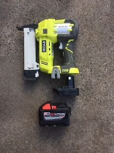 Milwaukee-18v-battery-adaptor-to-Ryobi-Drill-Grinder-Driver-Hammer-Saw-Nailer