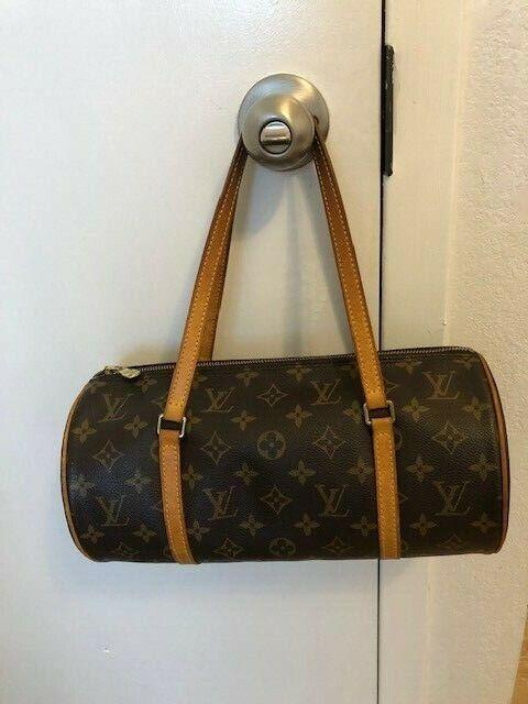 Louis Vuitton Papillon 30 Tote Bag