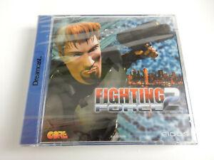 Fighting Force 2  für Sega Dreamcast - CIB - Neu in Folie !