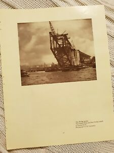 The-Harbour-Bridge-1929-Magazine-Print