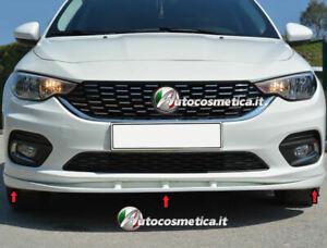 Spoiler-sotto-paraurto-anteriore-di-colore-neutro-per-Fiat-Tipo-SD