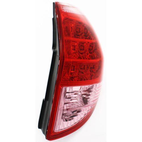 Passenger Side New Tail Light for Toyota RAV4 TO2819127 2006 to 2008