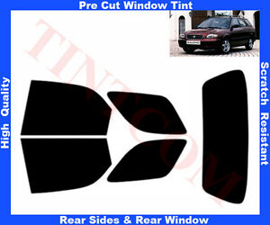 Pre-Cut-Window-Tint-Suzuki-Baleno-5D-Est-98-02-Rear-Window-amp-Rear-Sides-AnyShade