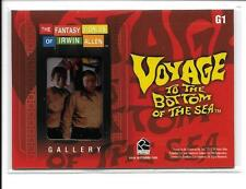 Fantasy Worlds of Irwin Allen Gallery Card G1 Voyage to The Bottom of the Sea