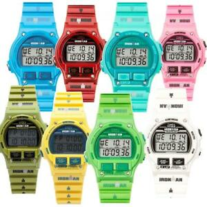 TIMEX-Orologio-Uomo-Donna-Cronografo-Digitale-IRONMAN-INDIGLO-Triathlon-Data-DD