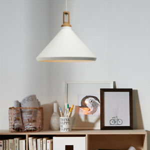Office pendant light Architectural Image Is Loading Modernpendantlightofficewoodlampkitchenwhite Expo Creative Design Interior Home Modern Pendant Light Office Wood Lamp Kitchen White Ceiling Lamp Bar