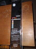 Utilitech Pro 18 Undercabinet Black Led Classic Bar Light-new-gu0918