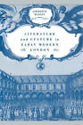 Literature and Culture in Early Modern London by Lawrence Manley (Paperback, 2005)