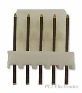 MOLEX-22-29-2051-Halterung-Vertikal-Sq-Pin-0-3cm-5WAY-Preis-Fuer-5