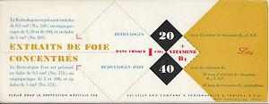 Buvard-Vintage-Le-Reticulogen-Extraits-de-Foie-Concentres-Elli-Lilly