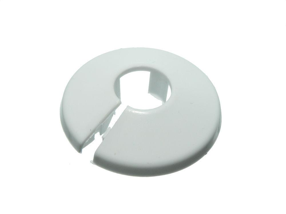 Nuevo Plástico blanc Tubería Se Levantó Radiador Cuello