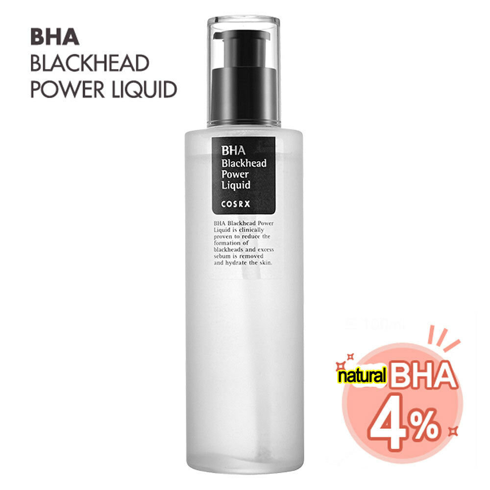 COSRX BHA Blackhead Power Liquid 100ml BHA Blackhead Power Moisturizer