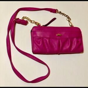 Juicy-Couture-Rosa-Crossbody-Portafoglio
