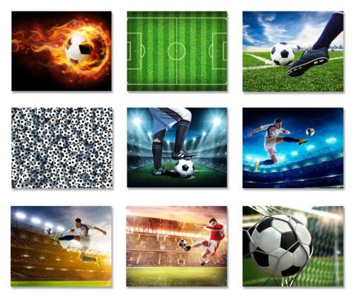 Football Wallpaper Goal Pitch Stadium Kids Wall Mural Photo Wallpaper soccer