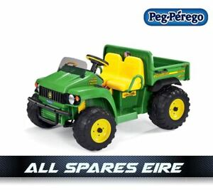 Image Is Loading Peg Perego John Deere Gator Hpx Ride On