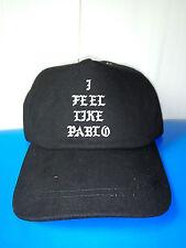 7b8afc3cb1d I Feel Like Pablo Hat Cap in Burgundy Yeezy Yeezus Kanye West The ...