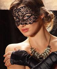 Venetian Black Lace Mask Masquerade Eye Mask Women Fancy Dress Party Ball
