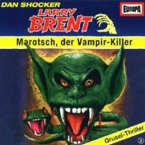 DAN-SHOCKERS-LARRY-BRENT-2-MAROTSCH-DER-VAMPIR-KILLER-CD-3-TRACKS-HORSPIEL-NEW