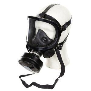 NEU-Gasmaske-FERNEZ-Original-Armee-Schutzmaske-mit-Filter-ABC-Atemschutzmaske