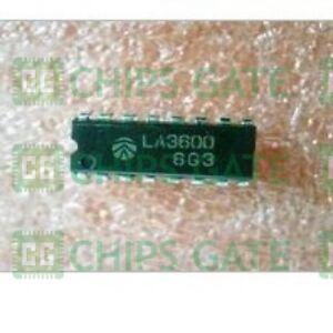 7pcs la3600 5 band graphic equalizer dip16 ebayimage is loading 7pcs la3600 5 band graphic equalizer dip16